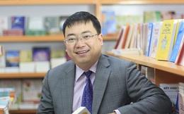 CEO Alpha Books Nguyễn Cảnh Bình: 'Cách hiểu thành công đi kèm với yếu tố thông minh, thiên phú đã lỗi thời!'