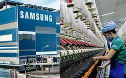 Giải mã việc khi DN may mặc, da giày 'căng thẳng', Nike chuyển đơn hàng sang nước khác, thì Samsung, TSMC, Intel... liên tục đổ vốn vào Việt Nam