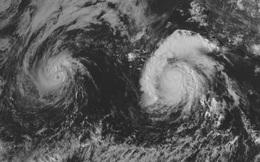 Biển Đông chuẩn bị xuất hiện 2 cơn bão liên tiếp, Bắc bộ sắp đón đợt không khí lạnh mạnh