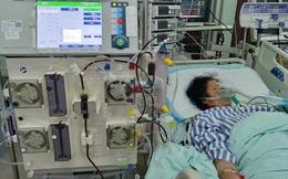 Người phụ nữ bị suy đa tạng, chảy nhiều máu vì thói quen dùng thuốc nhiều người làm khi đau đầu, đau bụng