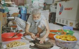 """Ông bà cụ cặm cụi nấu từng suất cơm 0 đồng cho bà con nghèo ở Sài Gòn: """"Ngoại làm cực mà vui, ngày ngủ có 3 tiếng nhưng khỏe re"""""""