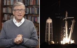 Thấy Jeff Bezos và Elon Musk đua nhau đốt tiền bay vào không gian, Bill Gates cà khịa: Trái Đất còn đang có bao việc cần làm