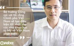 Đặt trung tâm giải mã gen lớn nhất ĐNÁ tại Việt Nam, CEO Việt kể chuyện chuyển đại bản doanh từ Singapore về quê hương sau cuộc gặp với Bộ trưởng Nguyễn Chí Dũng