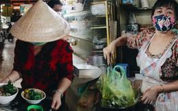 """Tiểu thương phấn khởi khi chợ Bến Thành dần nhộn nhịp trở lại: """"Mừng lắm, mong Sài Gòn trở lại cuộc sống như ngày xưa"""""""
