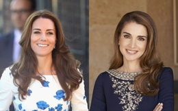 Hoàng hậu U60 gây sốt với vẻ đẹp hoàn mỹ thách thức thời gian, đến Công nương Kate hẳn cũng phải ganh tỵ
