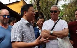 Quảng Nam chính thức xin Thủ tướng cho đón khách quốc tế