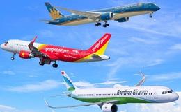 Vietnam Airlines, Vietjet Air đồng loạt mở bán vé máy bay nội địa, giá thế nào?
