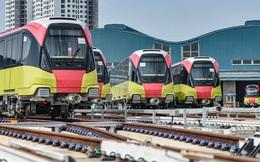 Hình ảnh mới, lạ mắt của tuyến Metro tỷ USD ở Thủ đô sắp chạy thử nghiệm đồng loạt