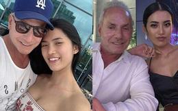 Quá khứ cơ cực, phải đi bán vé số của người mẫu Việt sắp lấy chồng tỷ phú Mỹ U80