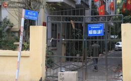 Hà Nội: Phong tỏa ngõ 49 Dịch Vọng nơi bệnh nhân nhiễm Covid-19 sinh sống
