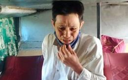 Anh phụ hồ khóc nức nở vì mất 32 triệu đồng trên đường về quê ăn Tết