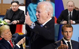 """Các nguyên thủ thế giới đeo đồng hồ """"xịn"""" cỡ nào?"""