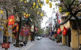 Không khí ngày mùng 1 Tết tại Hà Nội: Yên bình nhưng tràn đầy hi vọng
