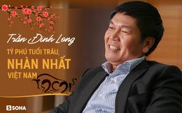 Trần Đình Long: Tỷ phú tuổi Trâu, nhàn nhất Việt Nam