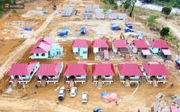 Người dân vùng sạt lở Trà Leng đón Tết ấm cúng trong những căn nhà mới