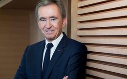 Đây là người tuổi Sửu giàu nhất thế giới: Ông trùm hàng hiệu Bernard Arnault
