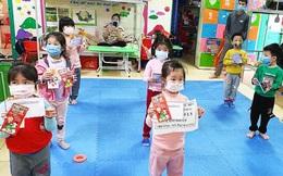 75 trẻ mầm non ở Hải Dương hoàn thành cách ly tập trung phòng COVID-19