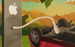 Tin tôi đi, xe hơi đến từ thương hiệu Apple là điều chẳng ai muốn thấy đâu