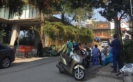 Hà Nội: Phong toả khách sạn ở quận Tây Hồ có người nước ngoài tử vong