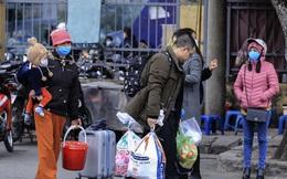 Sau Tết, người dân trở lại Hà Nội và TP HCM cần khai báo y tế như thế nào và làm những gì?