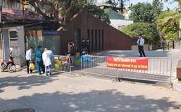 Hà Nội: Cách ly, phong toả thêm 1 ngôi nhà, 2 quán cafe trên địa bàn quận Ba Đình
