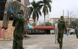 Bệnh viện dã chiến số 2 Hải Dương nâng công suất lên hơn 600 giường