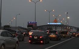 Yêu cầu xả trạm, dừng thu phí khi ùn tắc trong ngày cuối kỳ nghỉ Tết Tân Sửu