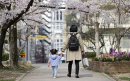 Các bà mẹ Nhật Bản 'rối não' chọn gửi con đi nhà trẻ hay ở nhà chống dịch