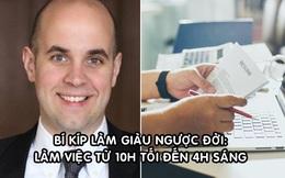 Giáo viên bỏ nghề để viết CV 'dạo', kiếm được 2 triệu USD tiết lộ bí kíp làm giàu: Làm việc từ 10h tối đến 4h sáng!