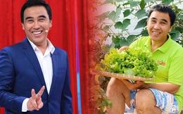 """Quyền Linh - MC giàu nhất nhì showbiz Việt: Một đời lăn lộn để thoát cảnh cùng cực, thành đại gia rồi vẫn giản dị """"nằm đất, đi dép lào"""", bỏ tiền túi giúp dân nghèo nên được người người yêu quý"""