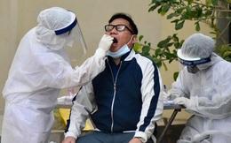 Hà Nội: Gần 2.000 người dân về từ Hải Dương sau kỳ nghỉ Tết đã đến Trạm y tế Cầu Diễn xét nghiệm Covid-19