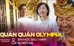 Nữ quán quân Olympia 2020 sau 5 tháng bị ném đá vì thái độ: Nếu mình xinh thì đã không bị chửi