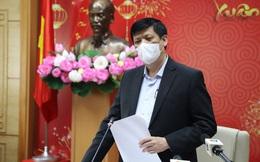 Bộ trưởng Bộ Y tế: Dịch Covid-19 không thể kết thúc trong năm 2021