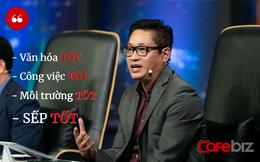 CEO VNG Cloud: Sai lầm của rất nhiều bạn trẻ mới ra trường là MUỐN nhiều quá - Công việc tốt, Môi trường tốt, Sếp tốt; các bạn chỉ nên muốn MỘT thứ thôi – Được nhận việc