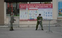 Xúc động dòng tin nhắn học trò lớp 3 viết cho cô hiệu trưởng bên trong khu cách ly ở Hà Nội