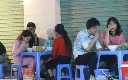 Nhiều quán ăn đường phố, trà đá vỉa hè ở Hà Nội vi phạm chỉ đạo chống dịch Covid-19