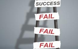 Thất bại thực ra không hề tồn tại, nó chỉ tồn tại với những người quá quan tâm đến vẻ ngoài thành công!