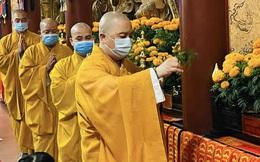 TP.HCM: Tạm dừng hoạt động chùa Viên Giác vì không tuân thủ phòng dịch COVID-19