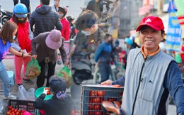 """Chuyện người Hà Nội giải cứu hàng chục tấn nông sản: """"Hàng bán được, bà con Hải Dương mừng lắm"""""""