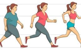 Tin cực vui và uy tín dành cho những người hông to, chân thô: Sống lâu!