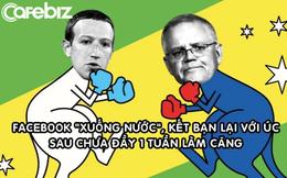 Facebook 'xuống nước', khôi phục chia sẻ tin tức tại Úc sau chưa đầy 1 tuần 'làm căng'