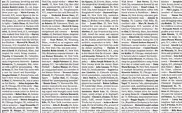 Những trang nhất gây choáng của New York Times về COVID-19