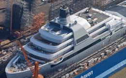 Sốc toàn tập với du thuyền 13,6 nghìn tỷ của ông chủ giàu có bậc nhất làng bóng đá