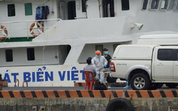 [NÓNG] Vũng Tàu phát hiện thêm 2 thuyền viên tàu Indonesia dương tính SARS-CoV-2: 20 người và thi thể vẫn trên tàu neo ngoài biển