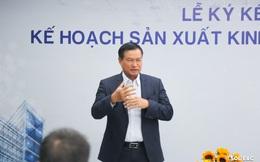 """Hé lộ công ty """"khởi nghiệp"""" mới của ông Nguyễn Bá Dương: Kế hoạch doanh thu 2.000 tỷ năm 2021, tham vọng trở thành tổng thầu hàng đầu Việt Nam"""