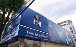 PNJ lãi 168 tỷ đồng tháng đầu năm 2021