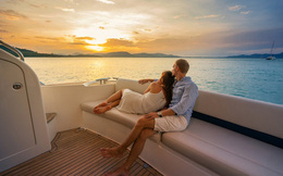 Cách ly kiểu 1% giới siêu giàu: Tắm nắng trên những hòn đảo tư nhân, thuê cả tòa lâu đài để ở và học online trên... du thuyền