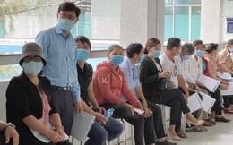 Cận cảnh tiêm thử nghiệm vắc xin ngừa COVID-19 tại Long An