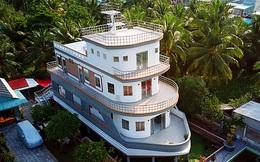 Lão nông nuôi lươn ở Vĩnh Long bỏ 5 tỷ xây căn nhà có hình dáng du thuyền: Nghe ý tưởng bảo điên, tới khi hoàn thành ai nấy choáng ngợp!