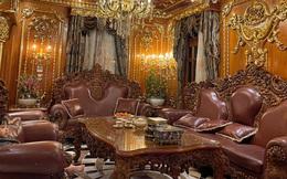Biệt thự 7 tầng của đại gia ngành sắt Việt giàu lên từ thu mua sắt vụn: Độ hoành tráng sánh ngang lâu đài, tổng giá trị cỡ 300 tỷ